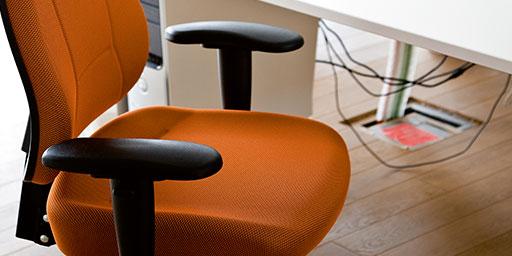 Kontormøbler til Danmarks skarpeste priser | Kontorstole