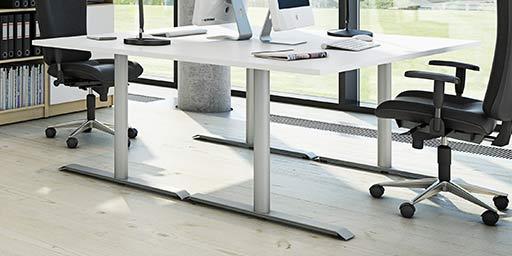 Kontormøbler til Danmarks skarpeste priser | Skrivebord og kontormøbler