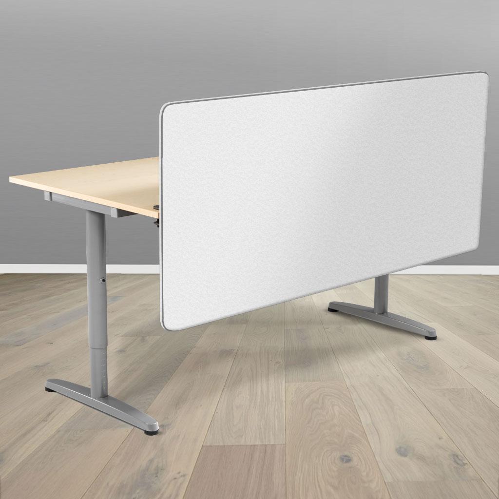 Lintex Frontmonteret Skrivebordskærm - 70 cm høj