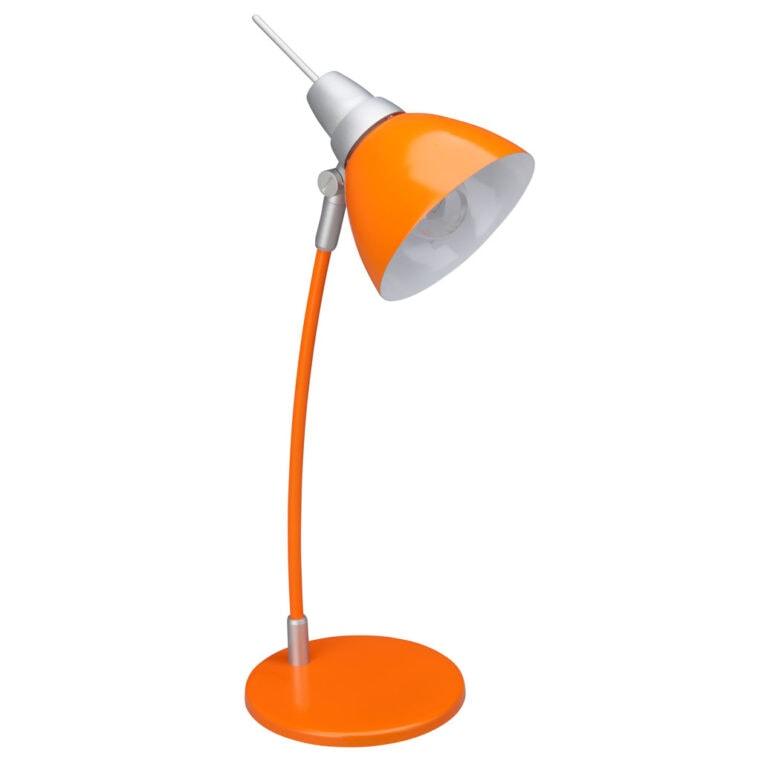 3 stk - Jenny Skrivebordslampe orange - SPAR 43 %