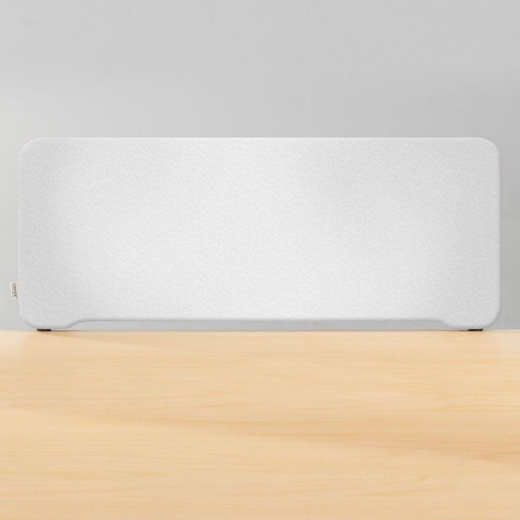 Lintex Topmonteret Skrivebordskærm - 40 cm høj