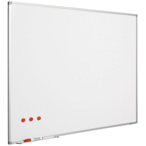 Whiteboard Softline - magnetisk overflade