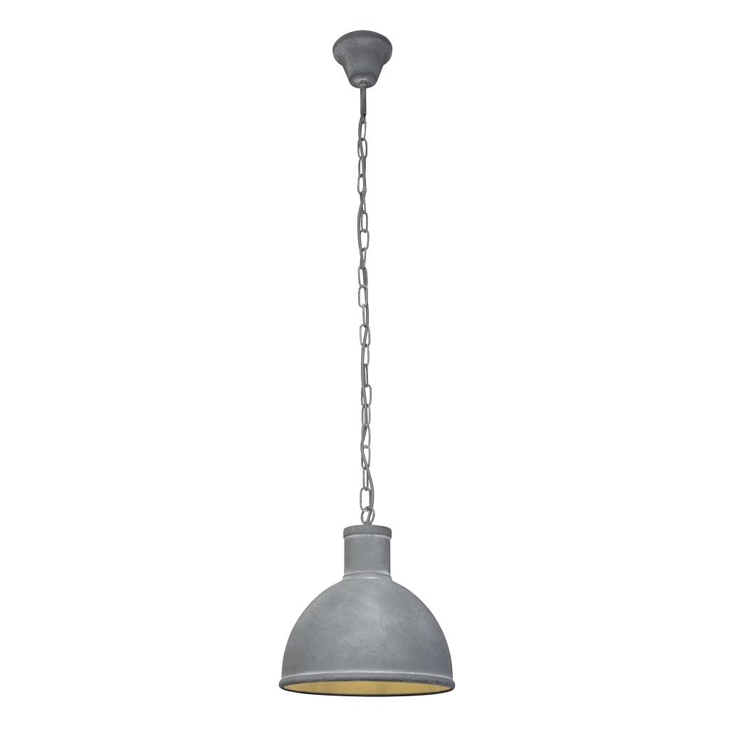 Image of   Bente pendel grå