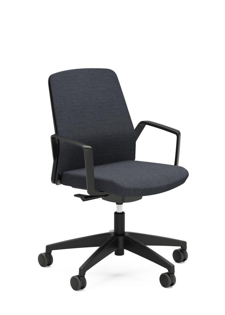 Buddy - gæste/mødebordsstol