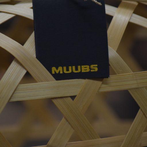MUUBS Bambus lanterne