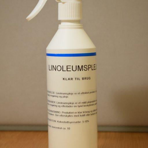 linoleumspleje 1