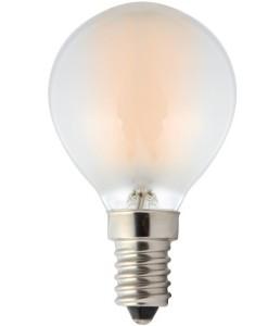LK1715 - LED pære. (40 watt) - E14 - varm hvid