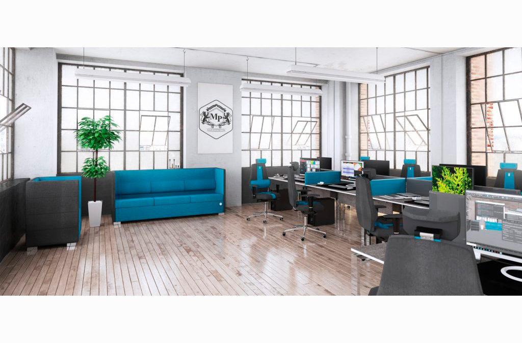 Conference line sofa - mellemhøj 2