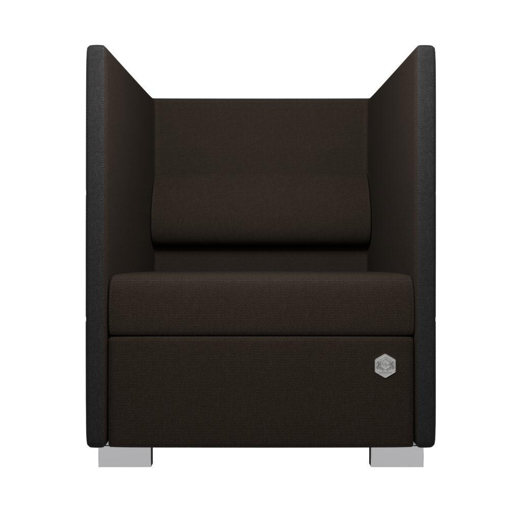 Conference line sofa - mellemhøj