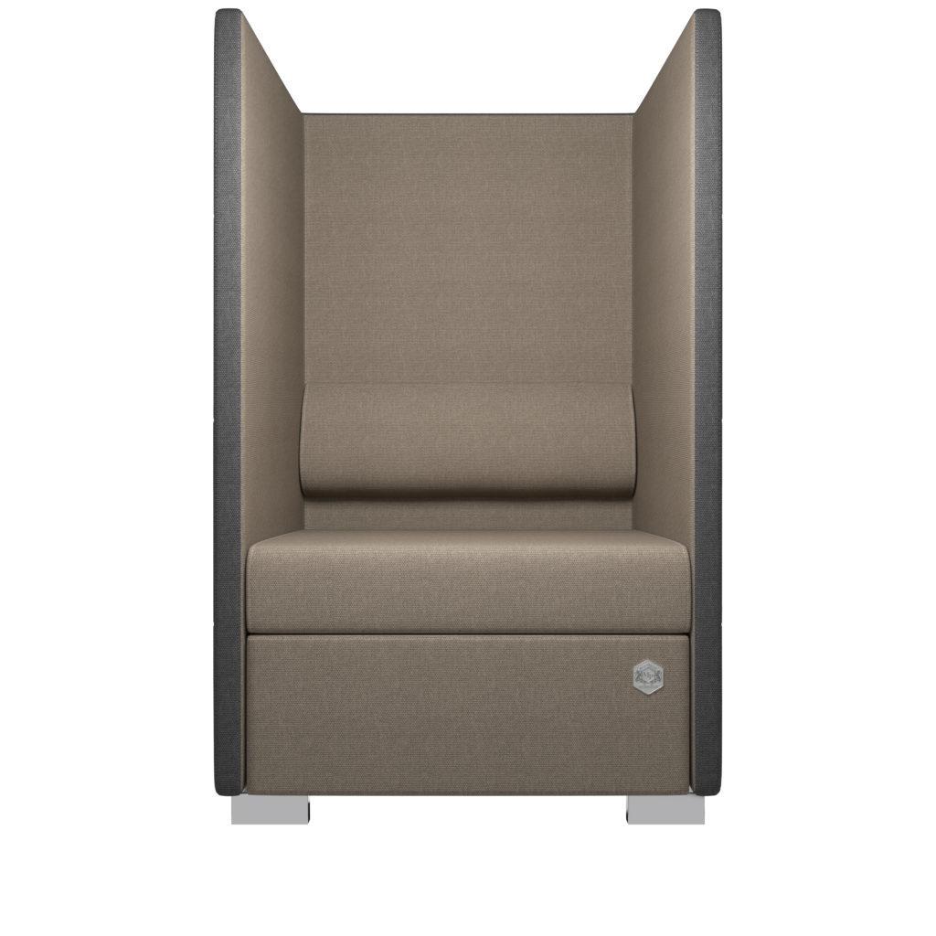 Private line sofa - høj