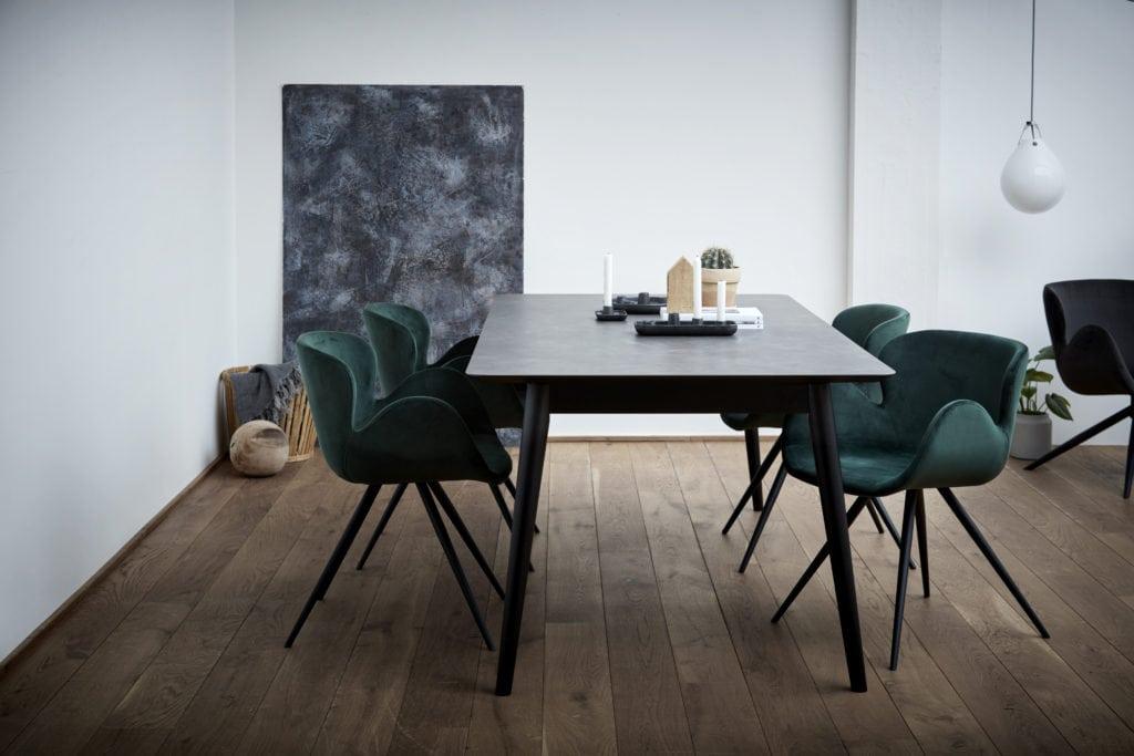 Gaia gæste/mødebordsstol