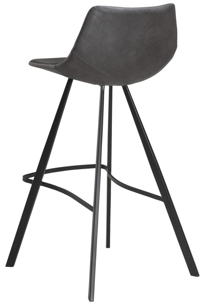 Pitch højstol med sorte ben