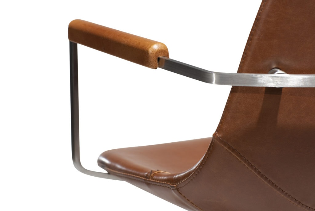 Pitch gæste/mødebordsstol med armlæn