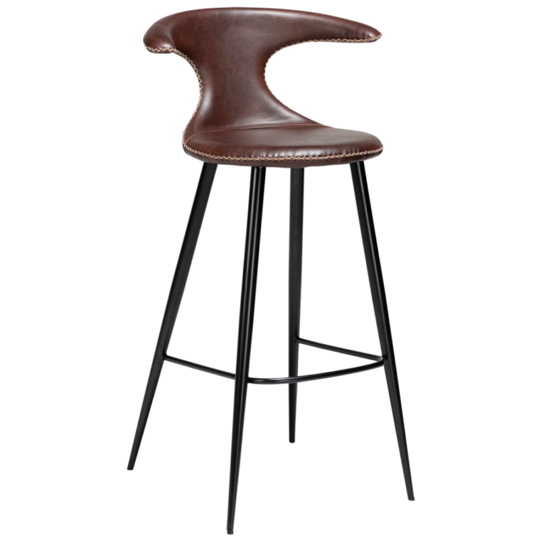 flair-bar-stool-vintage-cocoa-art-leather-with-black-conical-metal-legs-200801586-01-main