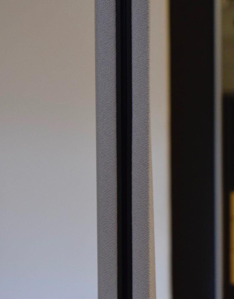 Lintex Skærmvæg - 80 cm bred - 165 cm høj. Udstillingsmodel.