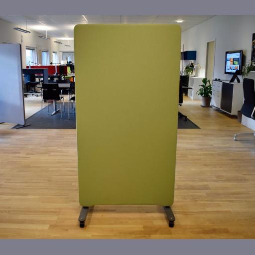 Lintex Skærmvæg - 80 cm bred - 150 cm høj. Udstillingsmodel.