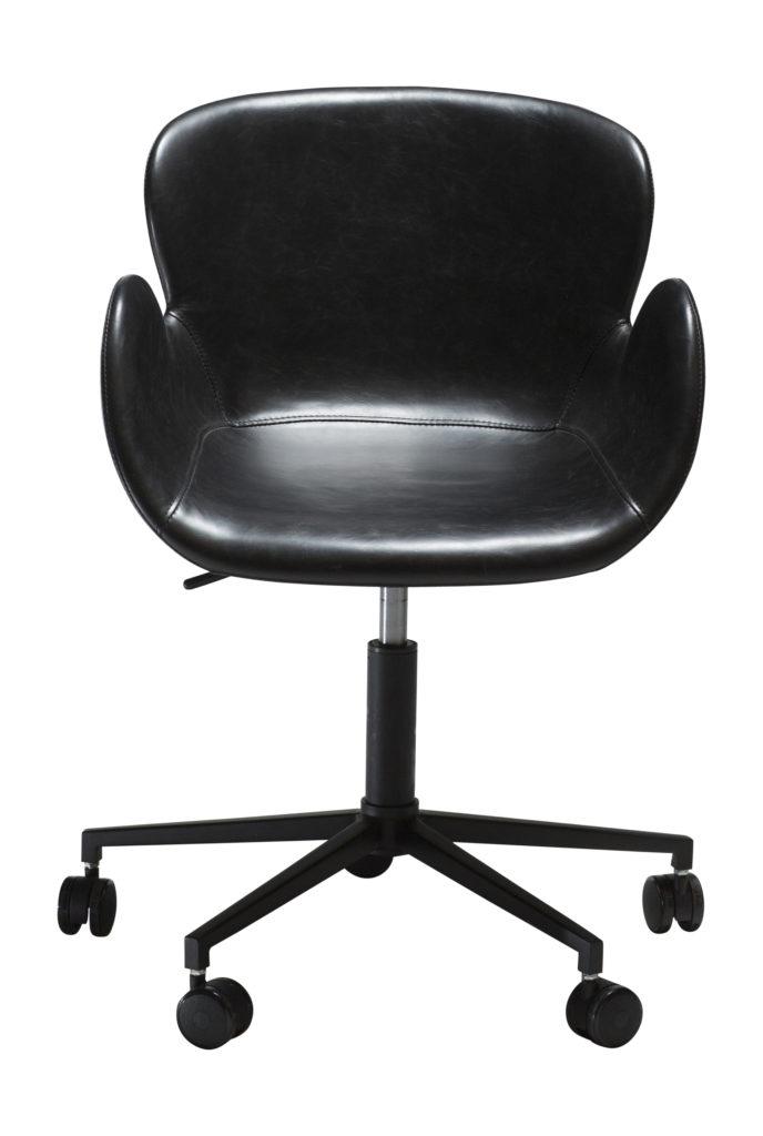 Gaia mødebordsstol med hjul