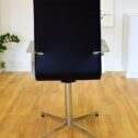 Gate gæste/mødebordsstol