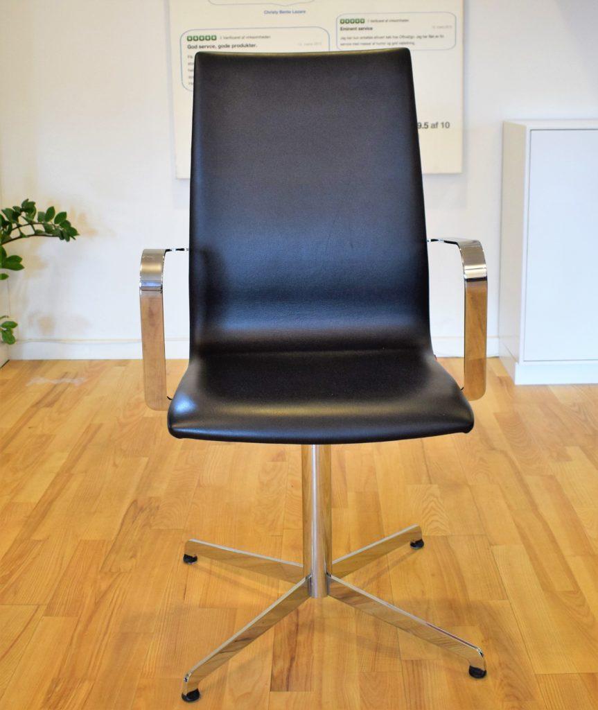 Gate gæste/mødebordsstol - Udsalg
