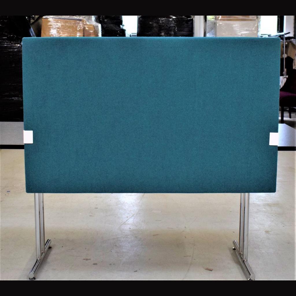 1 stk - Modus fleksibel akustisk skrivebordskærm - 120*74 cm - SPAR 80%