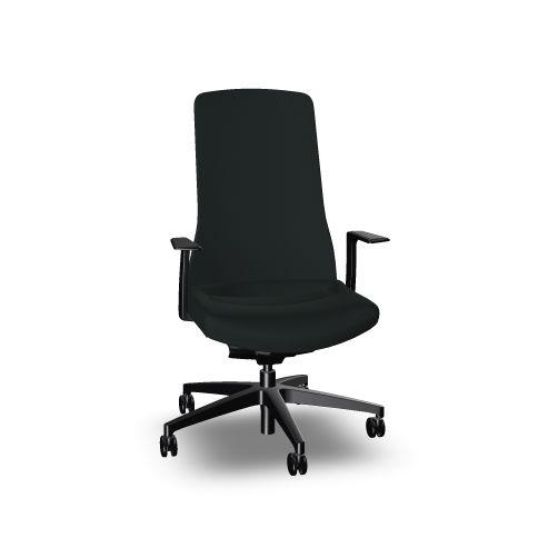 PUREis3 - kontorstol med fuld bevægelsesfrihed - udstillingsmodel.