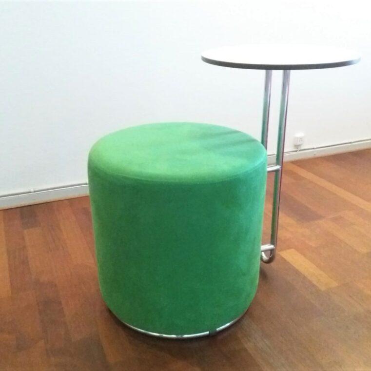 Call Ø 45 cm med bord. Udstillingsmodel