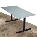 10021-10490 Inline Sort lys grå linoleum