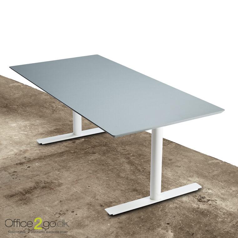 10022-10490 Inline Hvid lys grå linoleum