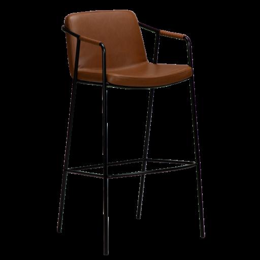 Boto højstol med sorte ben