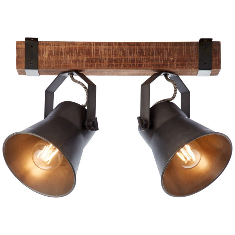 Plow væglampe