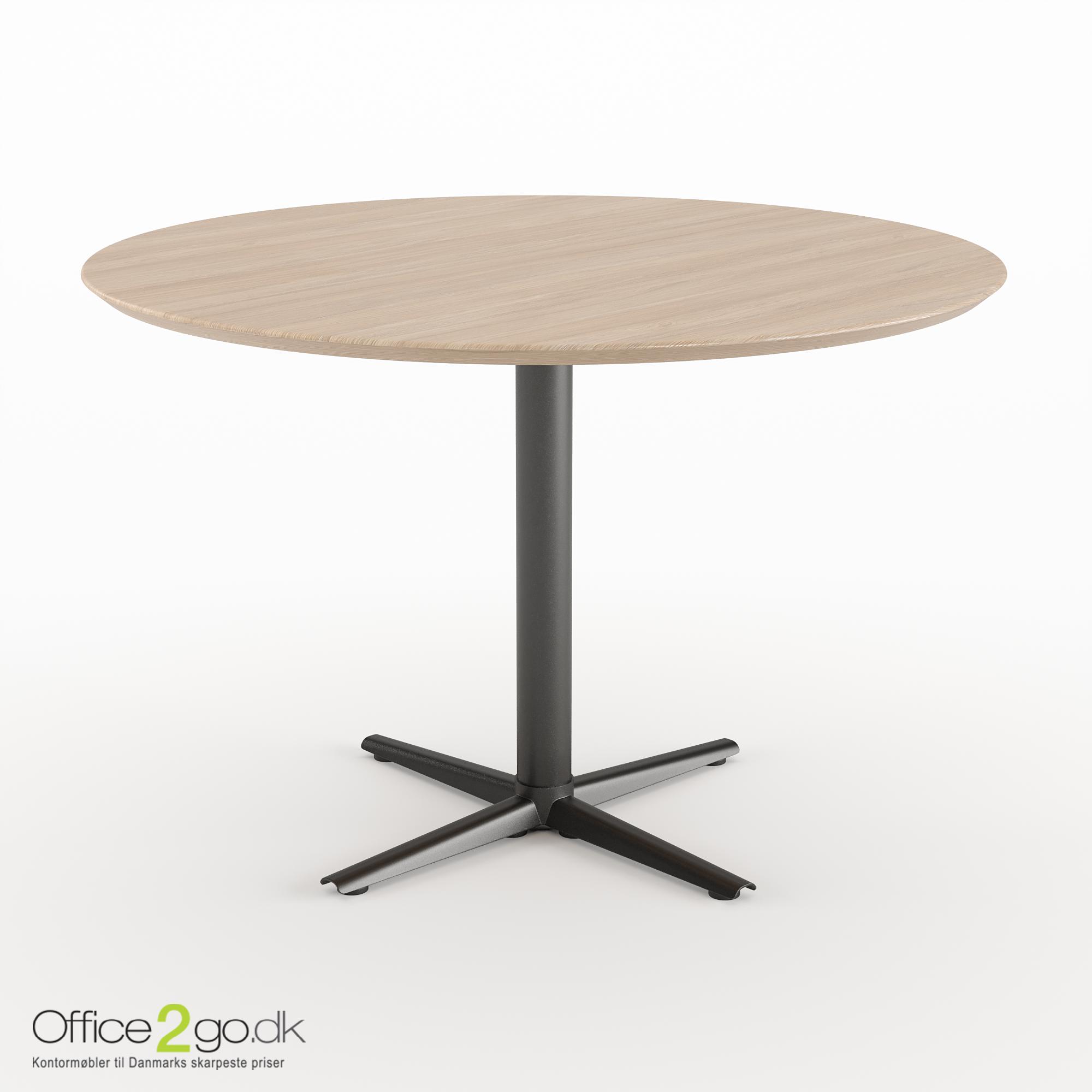 Switch mødebord - 5 personer - Ø 110 cm.