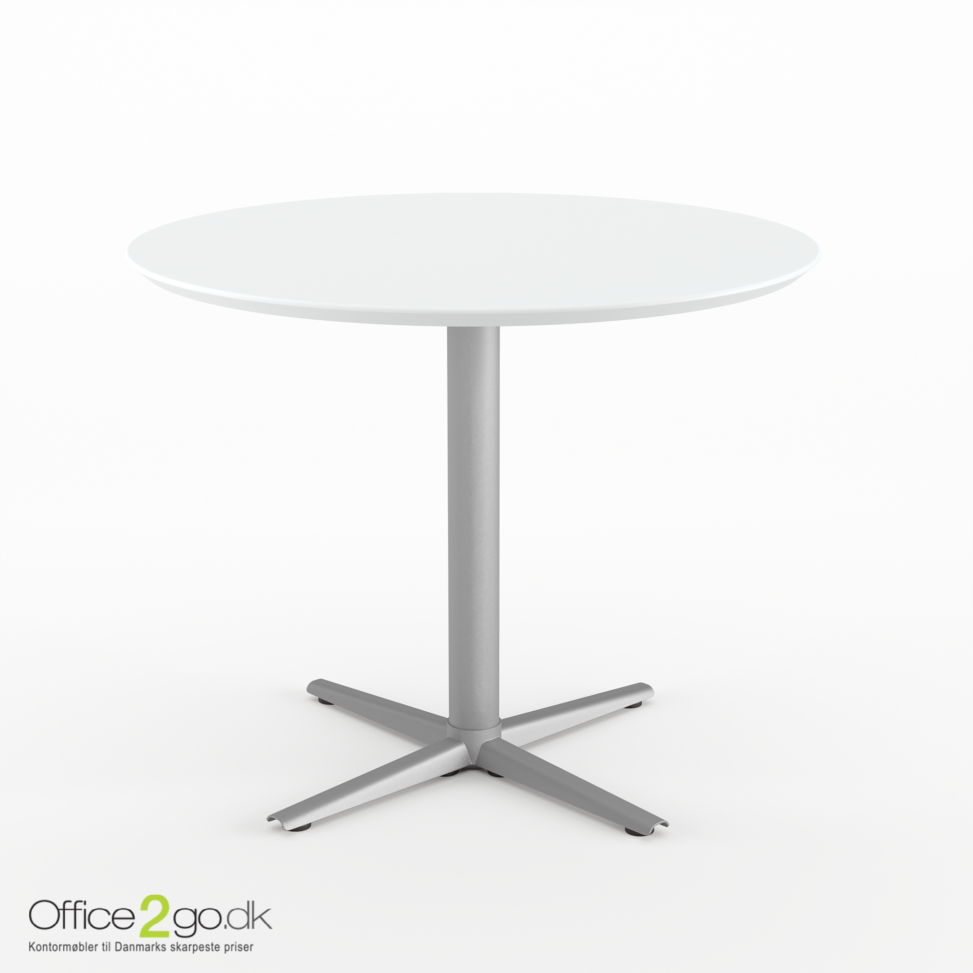 Switch mødebord - 4 personer - Ø 90 cm