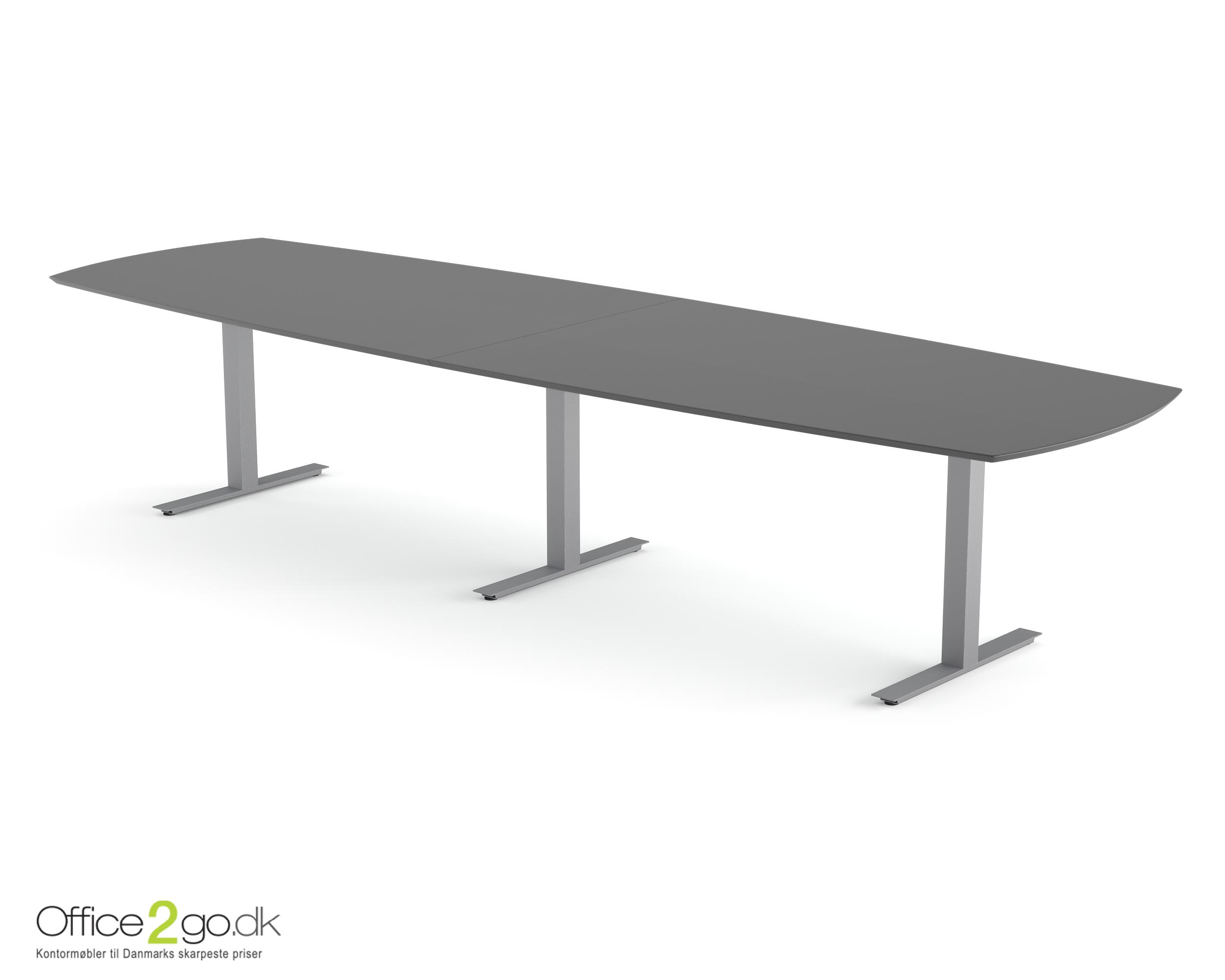 Square mødebord - 12-14 personer - 360 cm.
