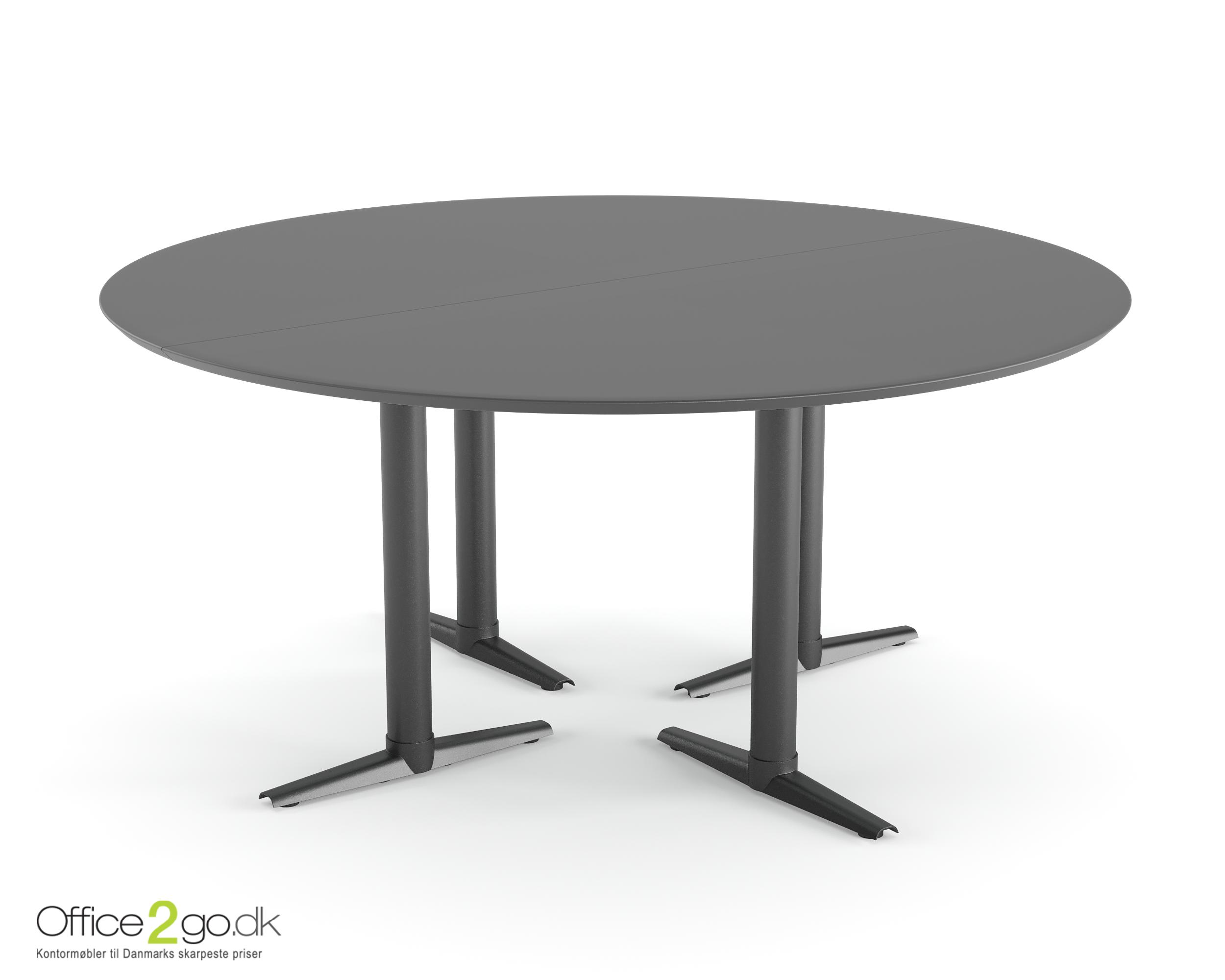 Switch mødebord - 8 personer - Ø 160 cm