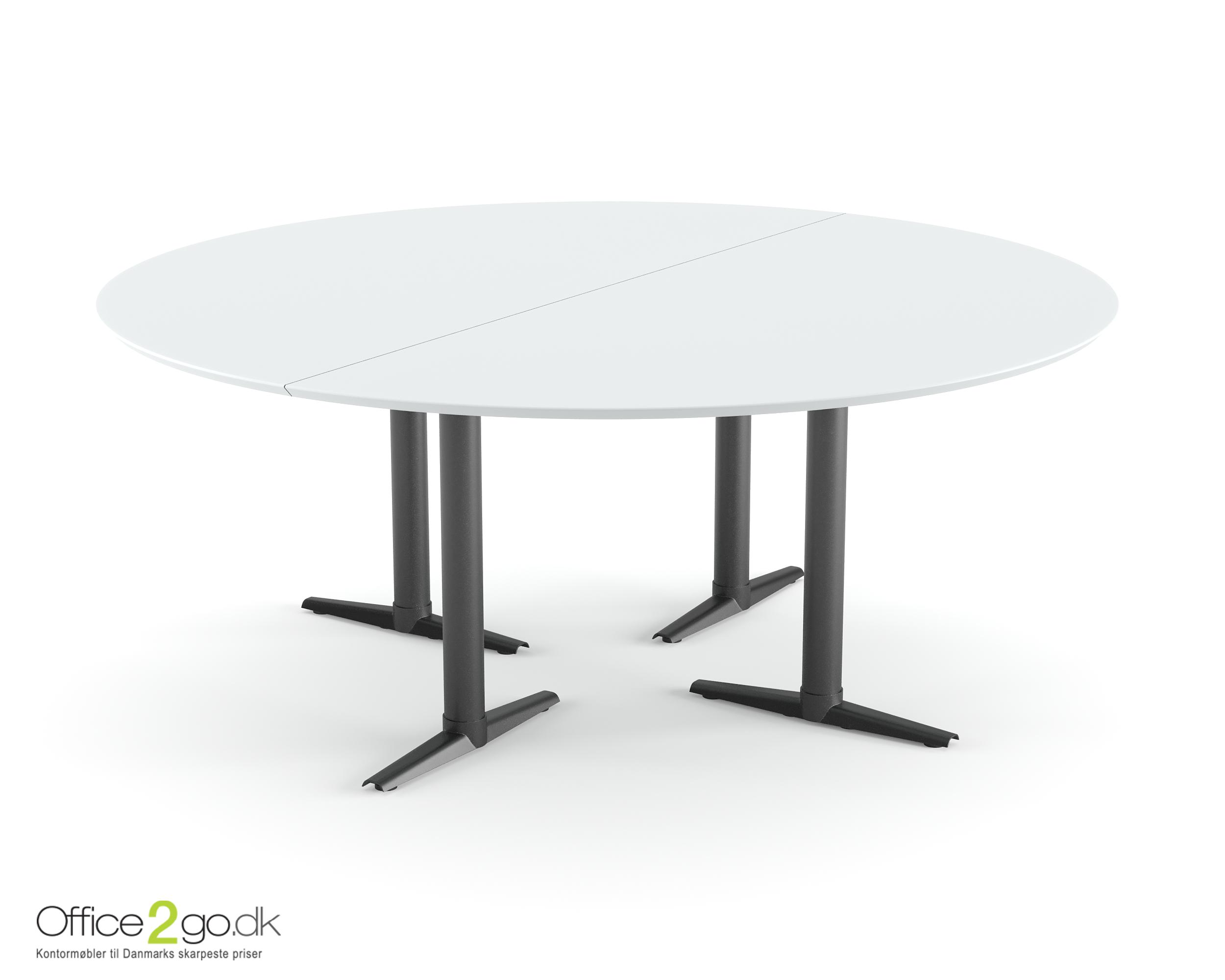 Switch mødebord - 8 personer - Ø 180 cm