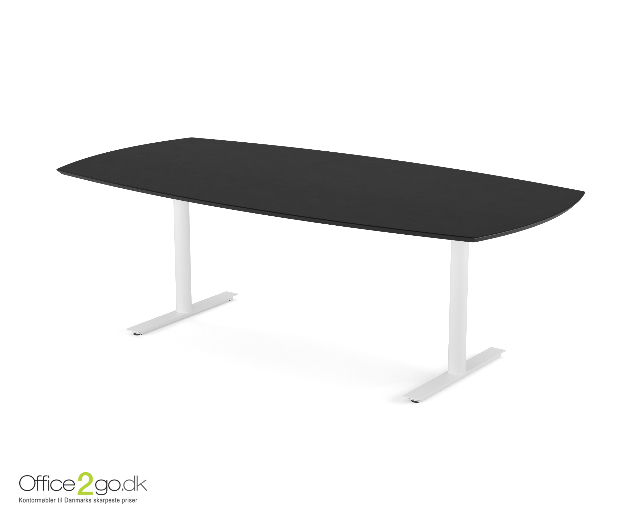 InLine mødebord - 6-8 personer - 220 cm.