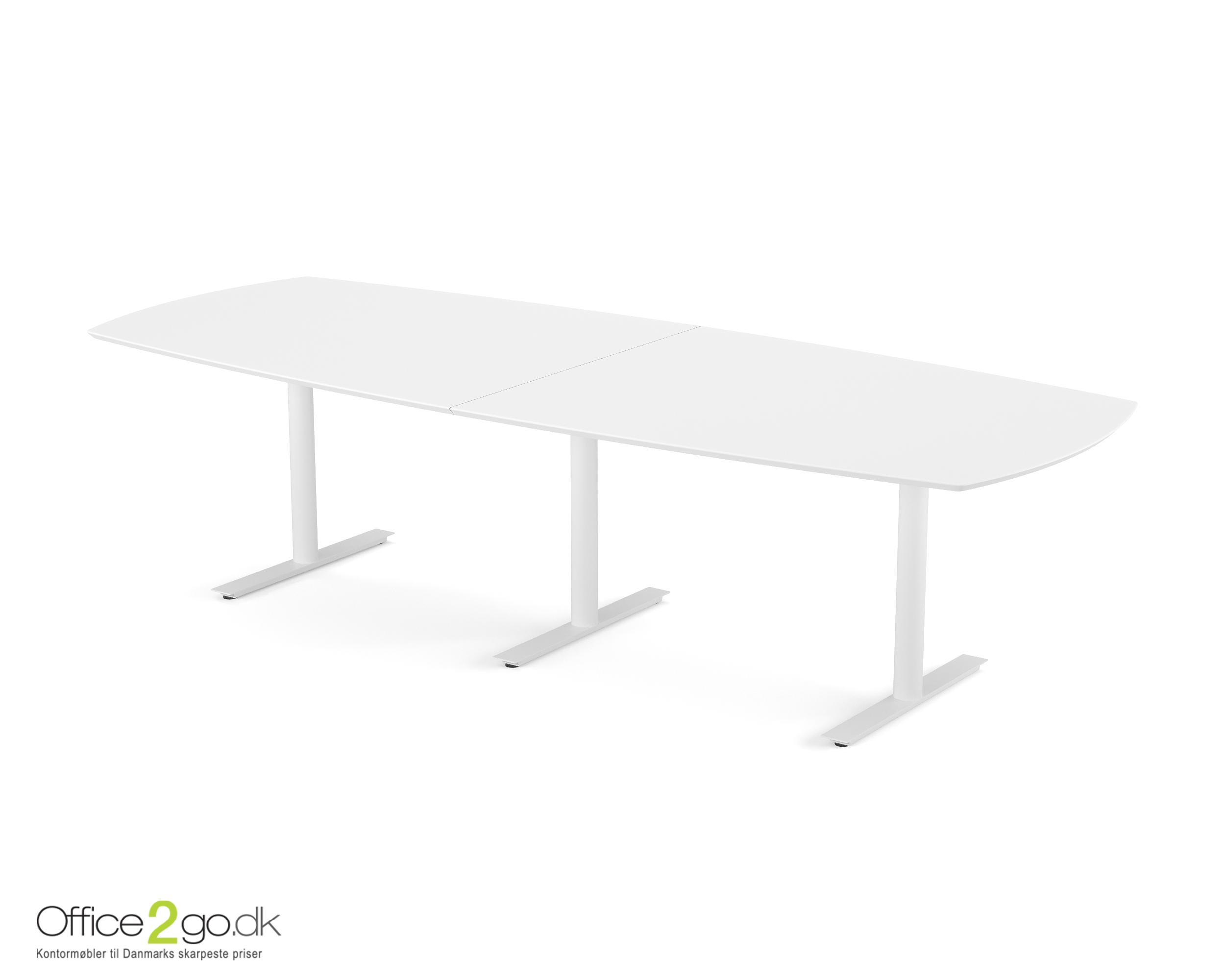 InLine mødebord - 8-10 personer - 280 cm.
