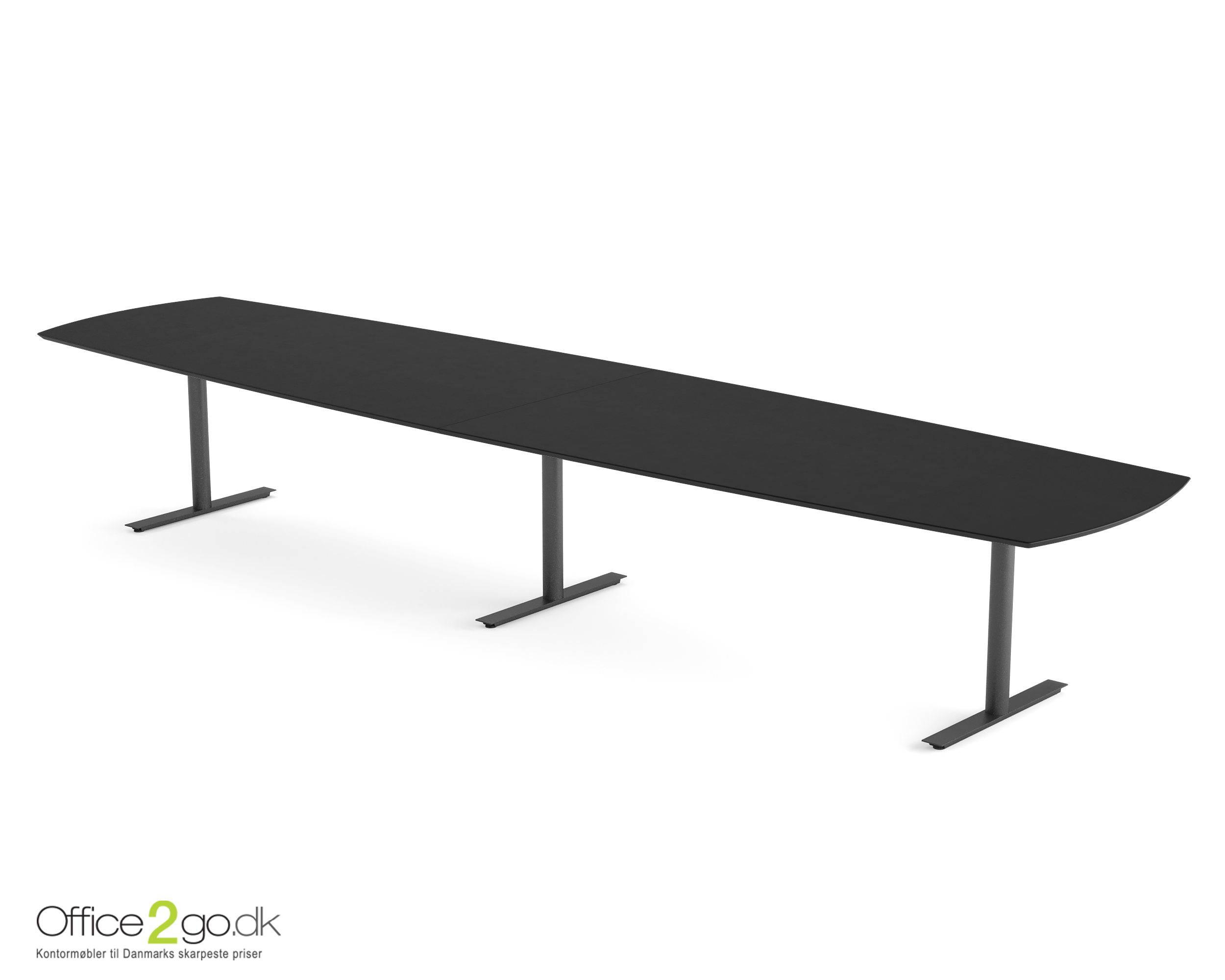 InLine mødebord - 14-16 personer - 440 cm.