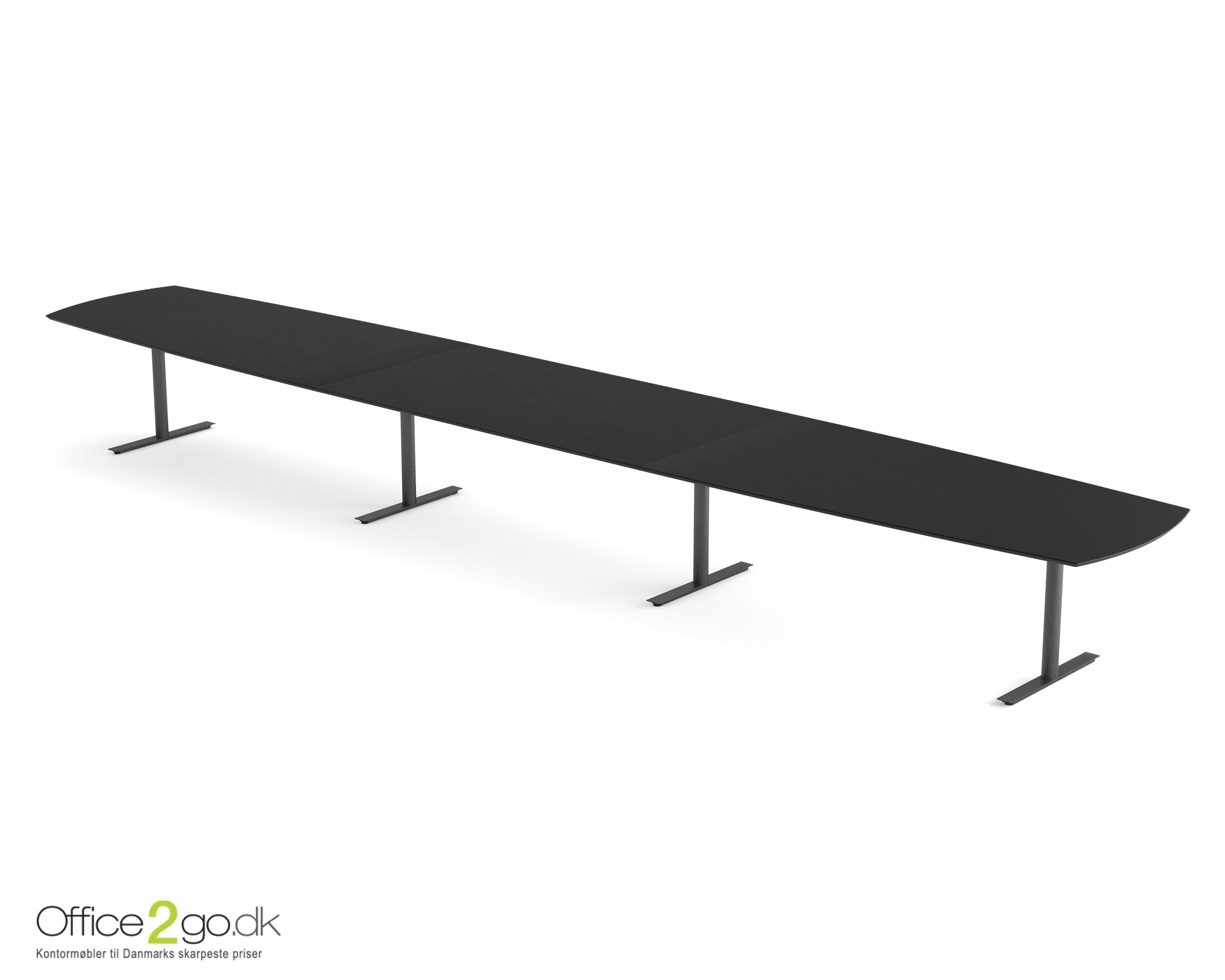 InLine mødebord - 20-22 personer - 640 cm.