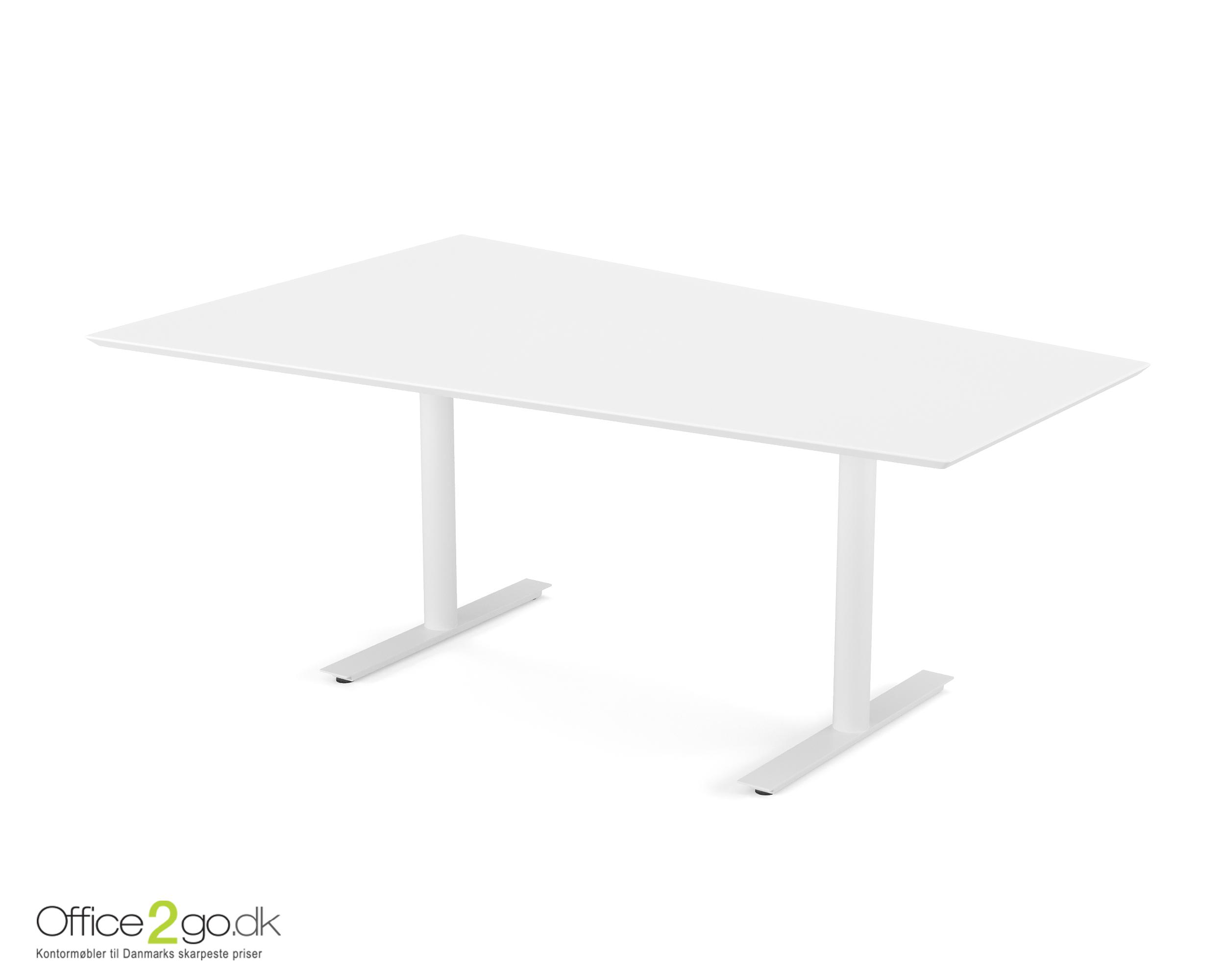 Inline Media mødebord - 6 personer - 180 cm.