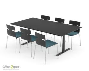 InLine mødebord - 6-8 personer - 200 cm.