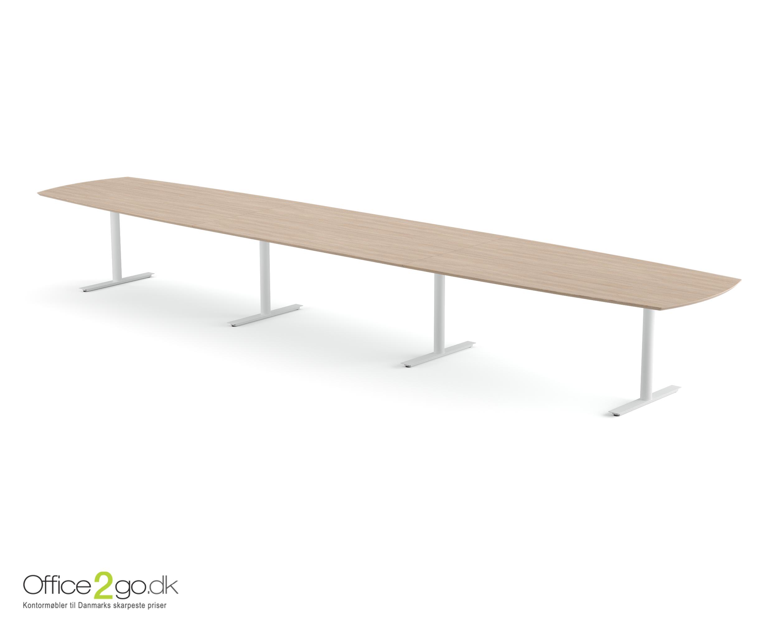 InLine mødebord - 18-20 personer - 560 cm.